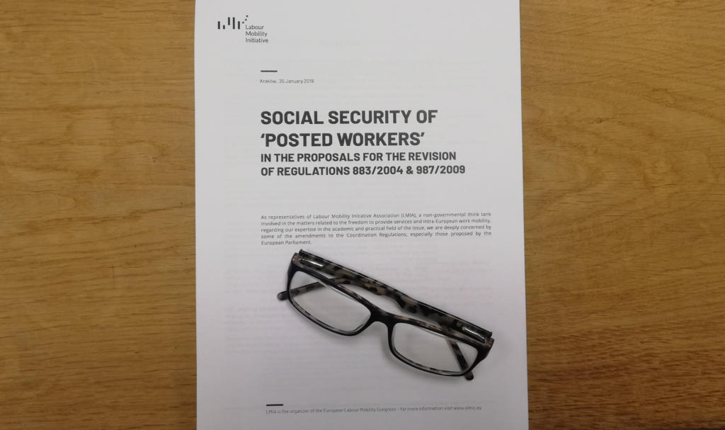 Social security of posted workers